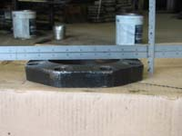 Repair to special flange